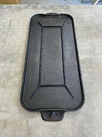 Vtg. GRISWOLD Cast Iron Griddle No 8 Model 745 ERIE PA USA  Sits Flat No Wobble!