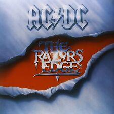 ACDC THE RAZORS EDGE LP VINYL 33RPM NEW
