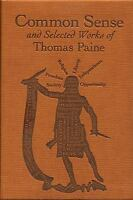 Common Sense and Selected Works of Thomas Paine (Paperback or Softback)
