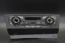 AUDI A4 8K B8 A5 8T Q5 HEATING A/C AIR CONDITIONING CONTROL UNIT 8T2820043S