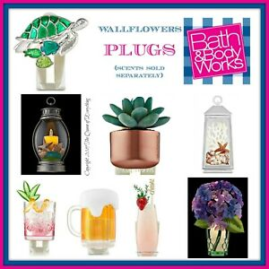 Bath Body Works Wallflowers Fragrance Plug Diffuser Many Retired--U Pick!