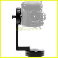 Testa Precision 360° Dome per foto a 360° con Nikon D2x e 10,5mm. f2,8 Fisheye