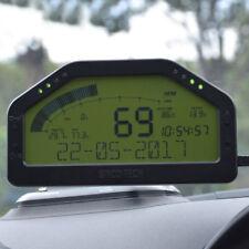 Car Dash Race Display OBD2 Bluetooth Dashboard LCD Screen Digital Gauge Awesome