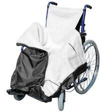 Wheelchair Cozy Wrap Leg Cover Throw Travel Waterproof Fleece Blanket