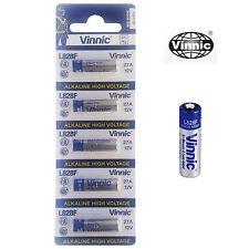 5x Pila VINNIC 27A LR27A MN27 L828 27A Bateria - 12V