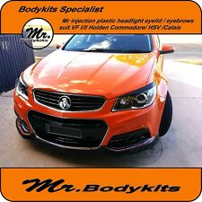 Head light Eyebrows/Eye lid -Holden VF 1/2 / HSV SS/R8/Clubsport/Maloo badge/697