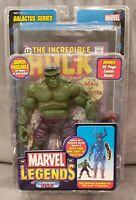 Marvel Legends HULK Galactus Series Toy Biz Action Figure  MIP 2005