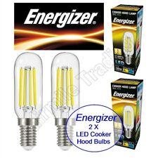 2X Energizer 3.8W LED Cooker Hood Light Bulb 240v SES E14 Extractor Fan Lamp