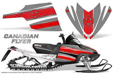 ARCTIC CAT M CROSSFIRE SNOWMOBILE SLED GRAPHICS KIT WRAP CREATORX CANFLYER RS