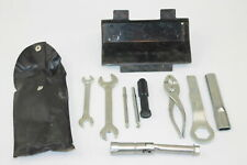 kawasaki ninja 250r 88-90 / 92-07 STOCK TOOLS OEM TOOL BAG KIT SET 32098-1076