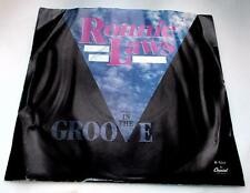 Ronnie Laws In The Groove 1983 Capitol 5241 R&B Jazz Pic Sleeve 45rpm Near Mint