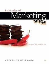 Principles of Marketing (14th Edition) - instructor review copy