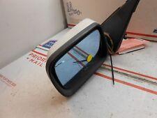 98 BMW 528i driver side view mirror 0117351 ic# 51582  RF0220