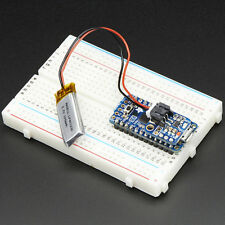 Adafruit Pro Trinket LiIon/LiPoly Backpack Add-On, LiPo-Lademodul, Lader, 2124