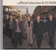 Boyzone-Intervieuw Cd