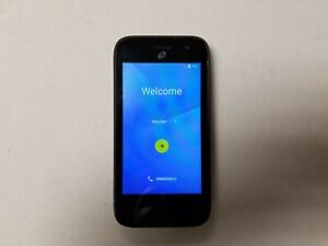 ZTE Jasper Z718TL Black - 8GB -  Android Smartphone (Tracfone) Used - SOLD AS IS