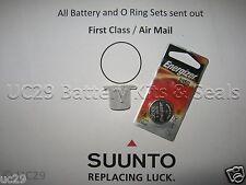 Suunto.D4, D4i, Energizer Battery Kit, (avec gratuit graisse)