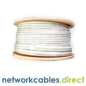 CAT6 UTP Network Ethernet lan Cable 100m ARCTIC WHITE