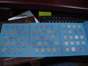 1913 - 1938 Buffalo Nickel Set (47) Coin Collection in Whitman Album