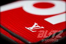 SUPREME / LOUIS VUITTON POCKET ORGANIZER RED LV MONOGRAM