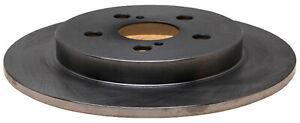 Disc Brake Rotor-Non-Coated Rear ACDelco 18A2635A