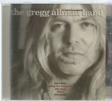 THE GREGG ALLMAN BAND  -  JUST BEFORE THE BULLETS FLY.  /  IMPORT.  USA PRESSING