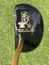 Yale University Collegiate Golf Putter Right-Handed NEW
