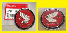 *OEM Z50 Z50AK0 AK1 1968 1969 1970 MINI TRAIL TANK BADGE EMBLEM SET (328N/325J)