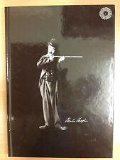 CHARLIE CHAPLIN - A4 Journal Diary Notebook - black