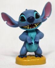 Disney Store Authentic STITCH FIGURINE Cake TOPPER LILO & STITCH Pvc Toy NEW