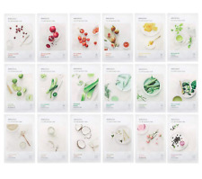 innisfree My real squeeze mask  20ml/sheet 18kinds +1 sample US Seller  See DESC