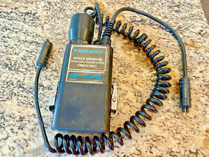 Magnacom SSB-1000-SC Single Sideband Acoustic Phone Untested As-Is Parts