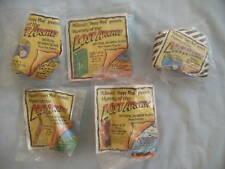 1992 McDonalds - Mystery of the Lost Arches set of 4 +U3 *MIP