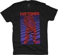 Deftones Girl Blinds Music Album Rock Metal Alternative Mens T Shirt 13325-BLA