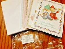 Current Warm & Whimsical Birthday Cards Pak by Ruth Morehead 8 Cards New
