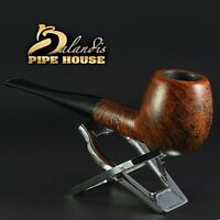 BALANDIS EXCLUSIVE HANDMADE BRIAR Tobacco smoking pipe Billiard BERLIN - LINDEN