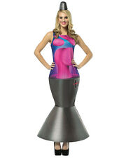 Adult Lava Lamp Funny Fancy Dress Stag Hen Party Costume Outfit