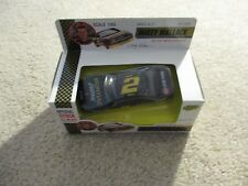 Road Champs Rusty Wallace #2 Official Stock Car 1:43 Scale 1992 Die-Cast MIB