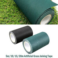 Self Adhesive Synthetic Turf Artificial Grass Lawn Carpet Joining Tape Glue Peel