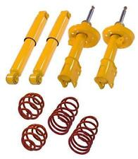 sport suspension lowering kit springs shock absorber Opel Vauxhall Zafira MK1 A