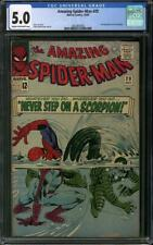 Amazing Spider-Man #29 CGC 5.0 (C-OW) 2nd appearance of the Scorpion