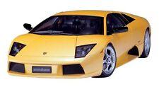 AUTOart 1/12 Signature Series Lamborghini Murcielago Yellow 12071