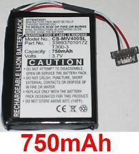 Batteria 750mAh Per Matic Mio Moov 400, 405, P/N: 338937010172, T300-3