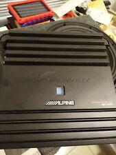 Alpine Mrp-M500 500 Watt Rms Mono Subwoofer Amplifier