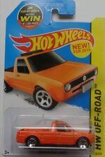 2015 Hot Wheels HW OFF-ROAD Volkswagen Caddy 124/250 (Orange Version)