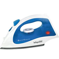 More details for infapower x601 dry steam iron 1400w uk plug
