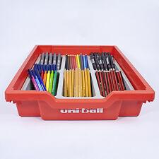 Everyday Arts & Crafts - 65 Essential Pens/Pencils in Storage Tray