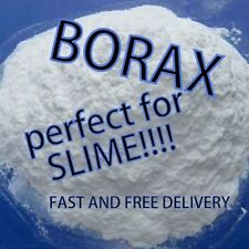 Borax for SLIME 90g-made own perfect slime  FAST& FREE DELIVERY!!!!