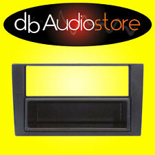 MA/343 Mascherina Autoradio Audi A4 1 2 DIN Adattatore Cornice Plancia Radio