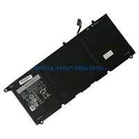 Genuine 7.6V 56Wh 90V7W JD25G JHXPY battery for Dell XPS 13 9350 9343 13D-9343